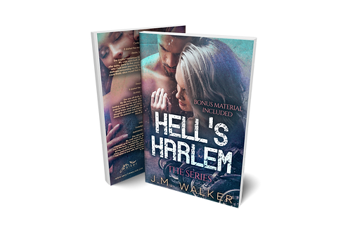Hell's Harlem Boxed Set