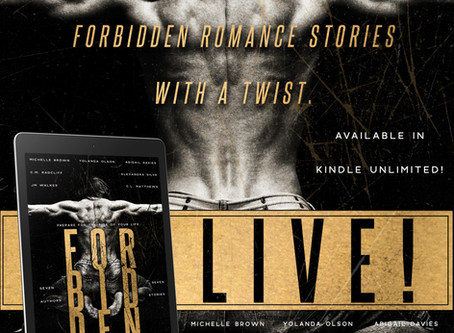 #NewRelease - Forbidden Anthology