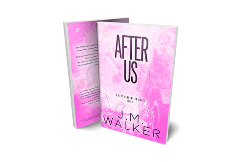 After Us Limited Edition Cover