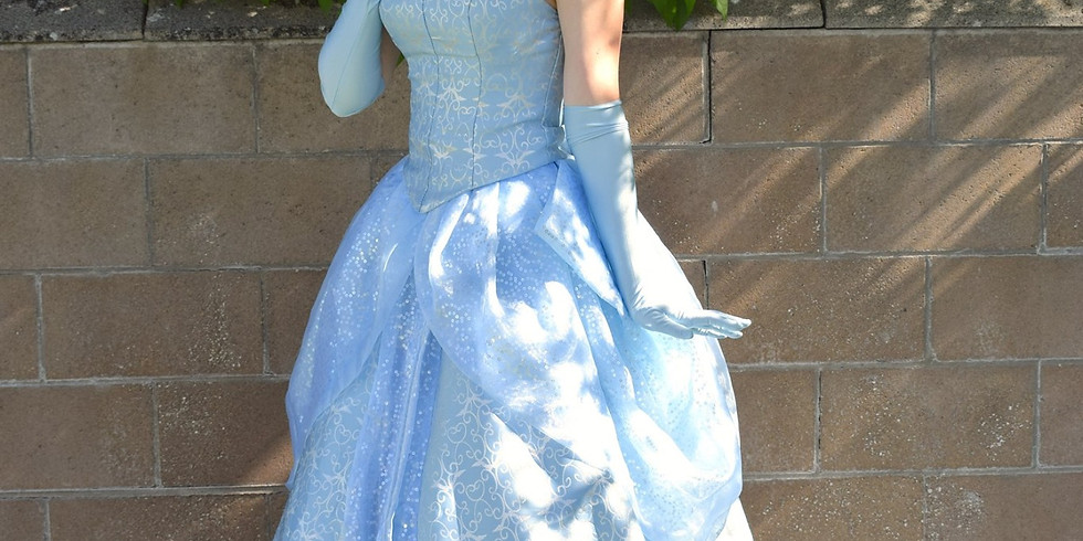 Story Time with Cinderella