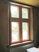 Bespoke secondary glazing.