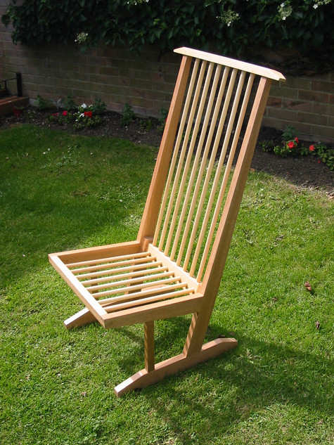 Reading chair.