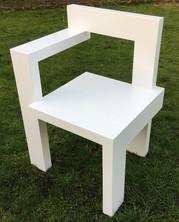 Rietveld Steltman chair