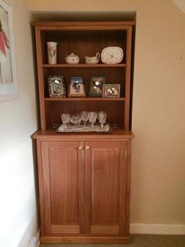Classic hardwood dresser.