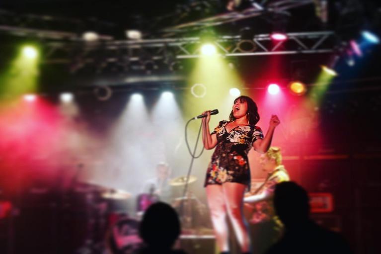 Photo taken by Lorraine Vazquez.  Instagram: @nopalitoverde  2.22.20 Count's Vamp'd, Las Vegas, NV