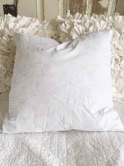 """20"""" Down Pillow Insert"""