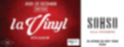 27/12/2017 la Vinyl Sohso #4   Les Soirées La Vinyl   France