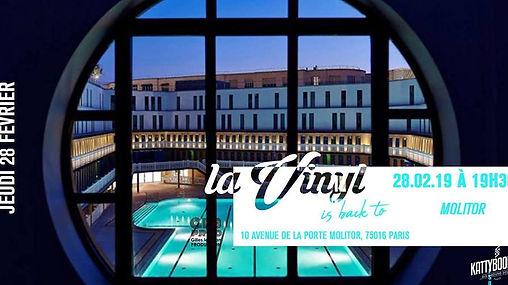 28/02/2019 MOLITOR | Les Soirées La Vinyl | France