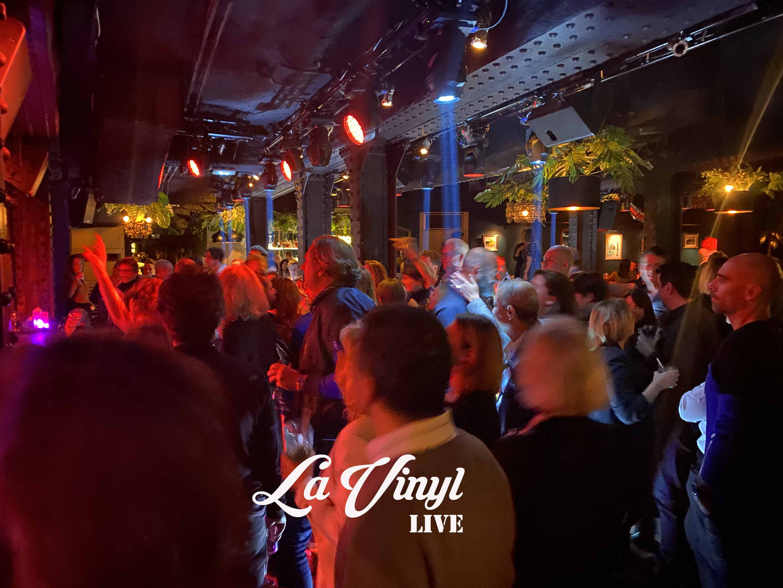 La Vinyl Live