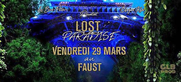 29/03/2019 Lost Paradise Faust | Les Soirées La Vinyl | France