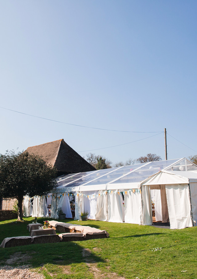 Marquee lawn