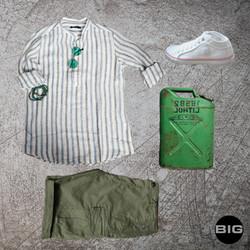 short trelli vert