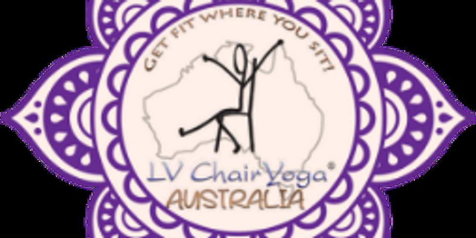 Chair Yoga with Sylvi 03 April 2020