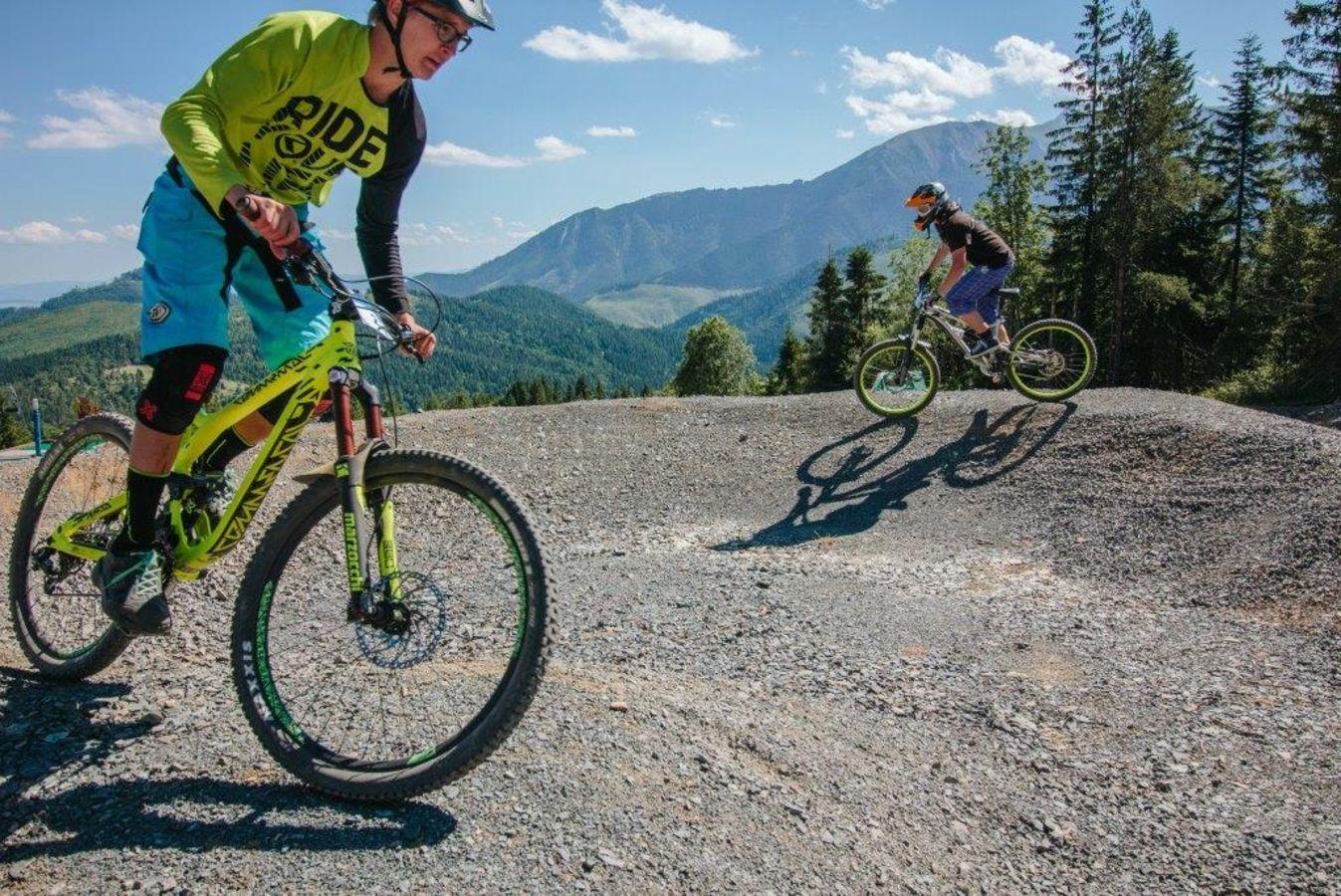 Bike park Bachledova dolina