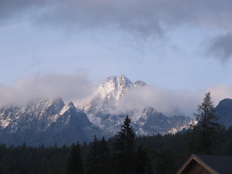 Peak Rysy