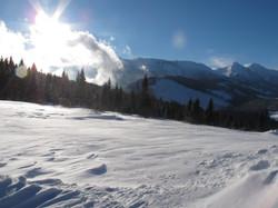 Skiing at Bachledova dolina