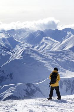 tatras skiing