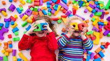 Espaço temático de brincadeiras é destaque para crianças em shopping
