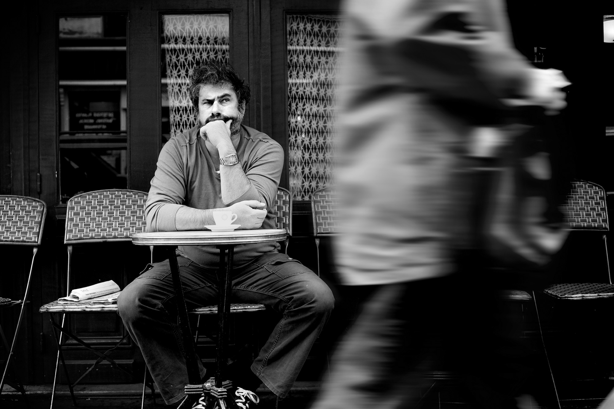 Gustave de Kervern © Emmanuel Pain