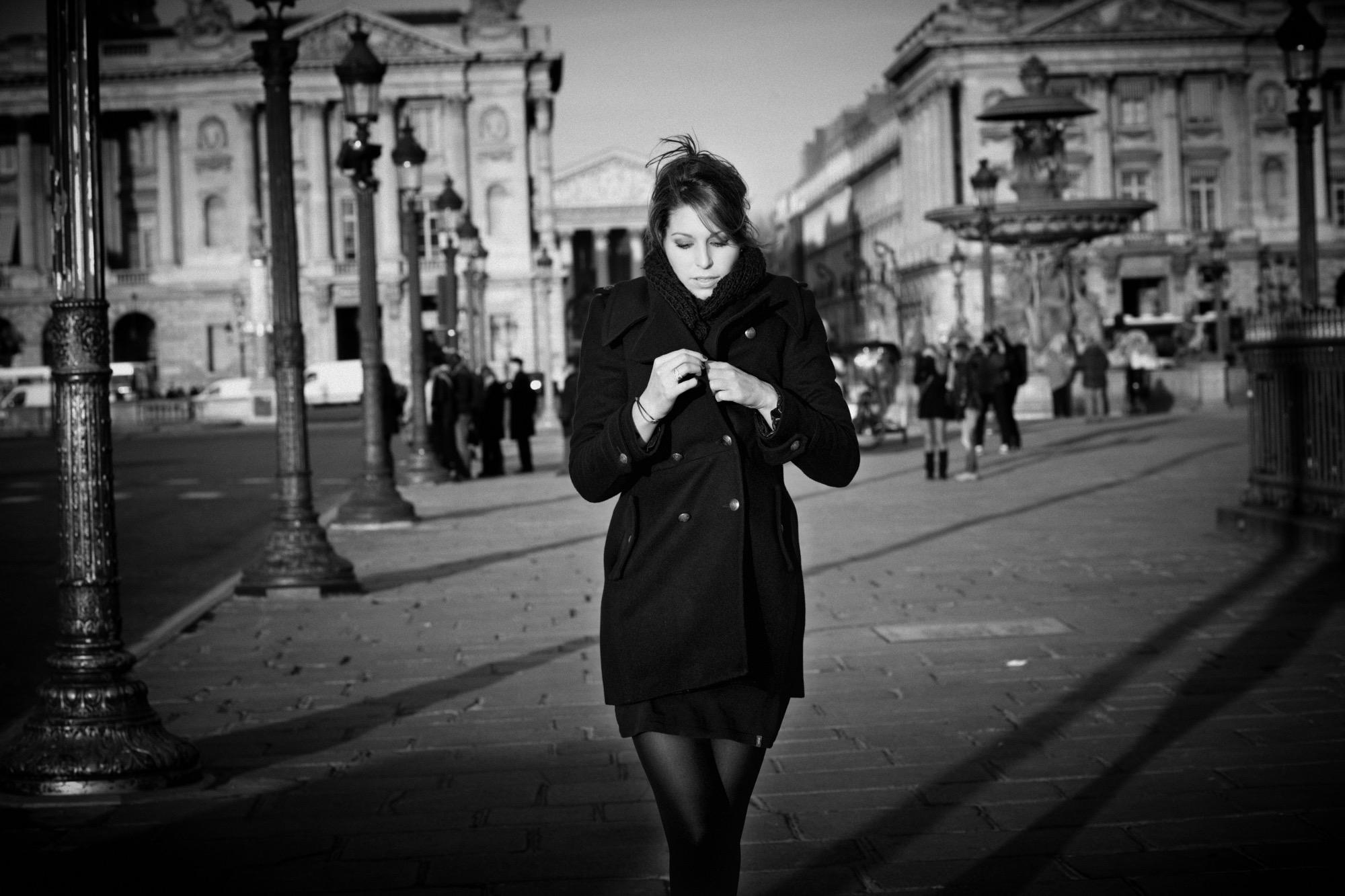 Laury Thilleman © Emmanuel Pain