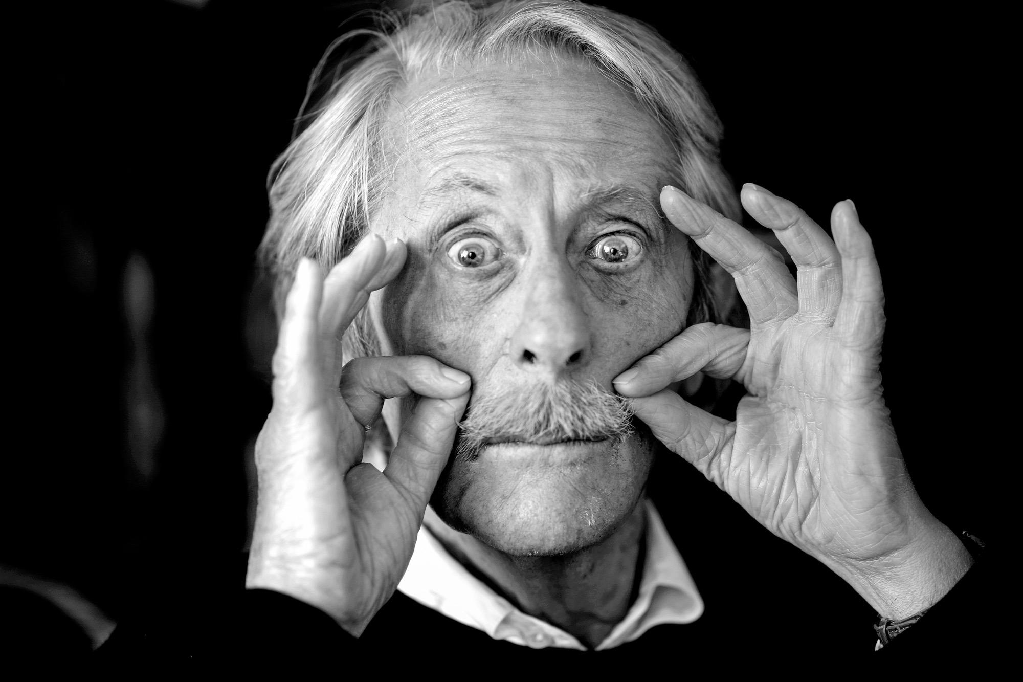 Jean Rochefort © Emmanuel Pain