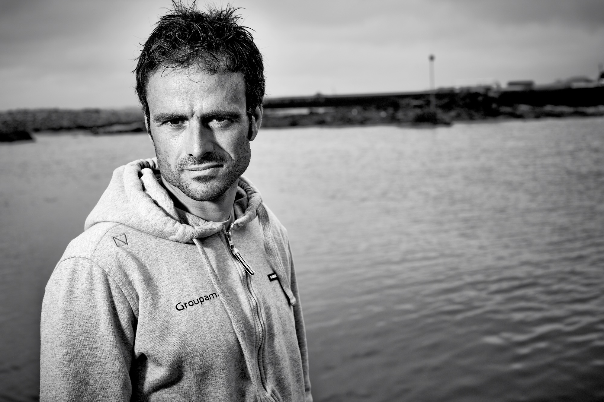 Franck Cammas © Emmanuel Pain