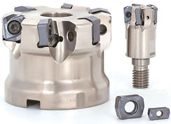 Tungaloy DoFeed - Fraisage grande avance - high feed milling