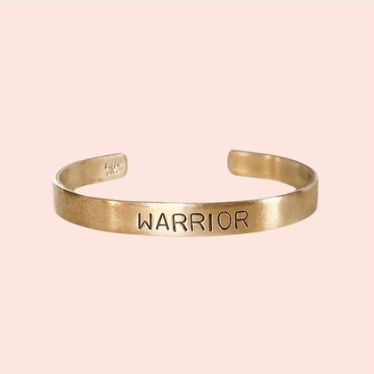 Warrior Cuff Bracelet