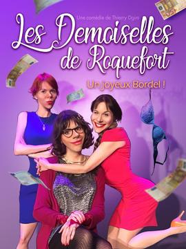 18H00 : Les demoiselles de Roquefort