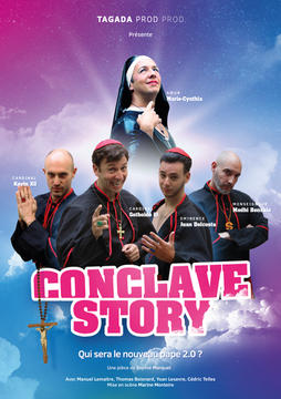 16H00 : Conclave story