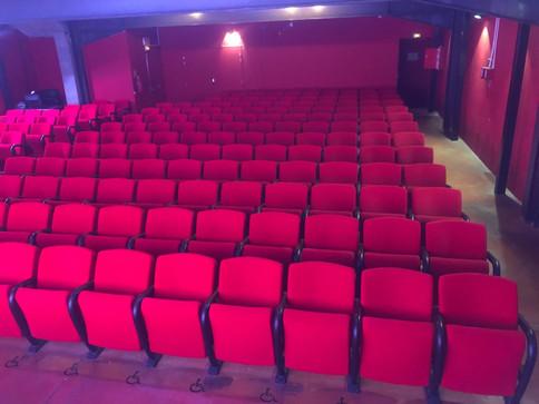 Salle de spectacle du Pélousse Paradise