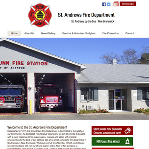 St. Andrews Fire Department