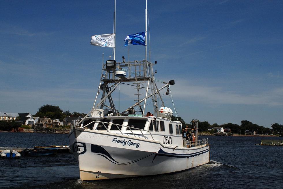 Huntsman Marine Science Centre Fundy Spr