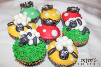 Nursery Cupcakes