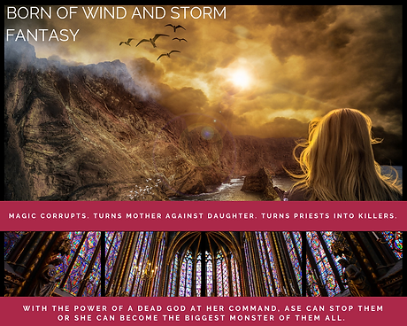 Born of Wind and Storm