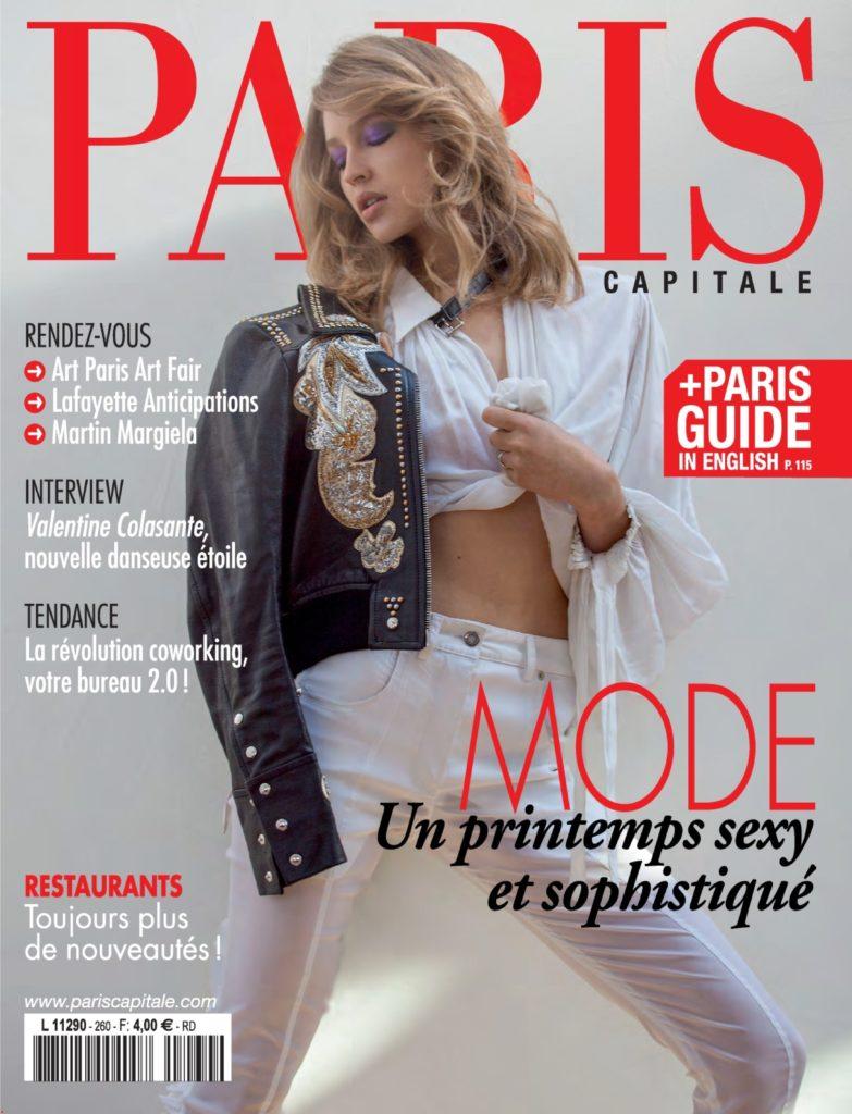 SRPING BREAK x PARIS CAPITALE - ODLD