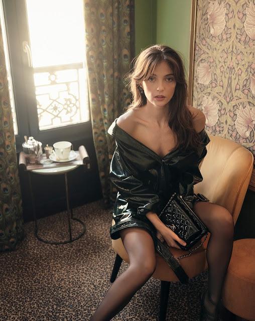 ANABELLE BELMONDO - J-P LEBÉE