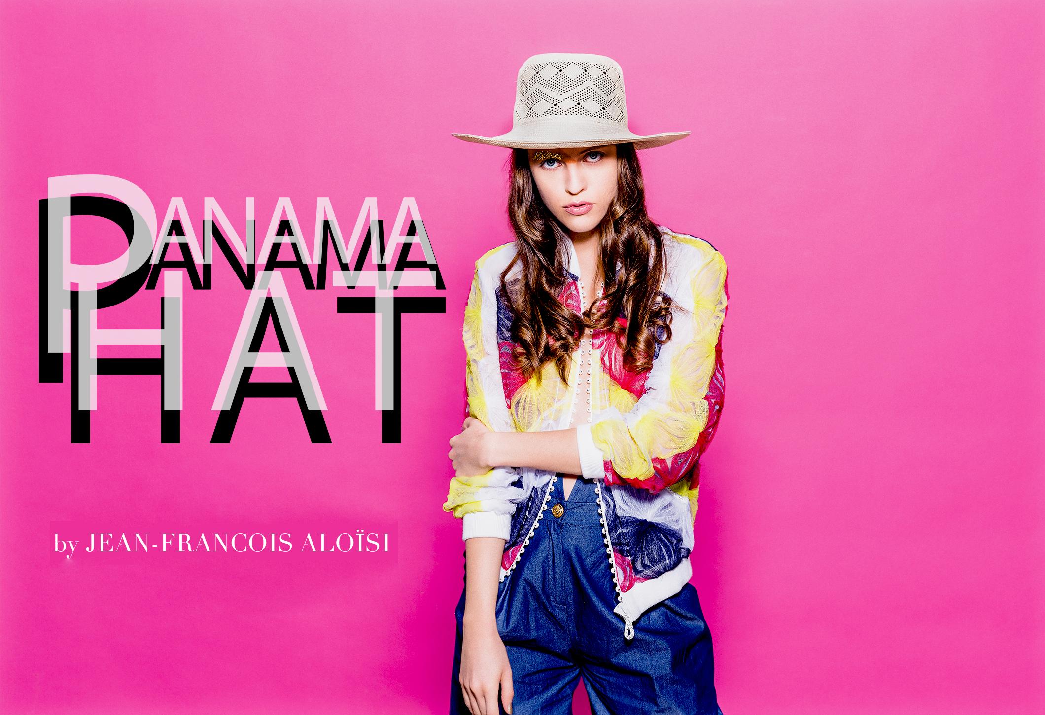 PANAMA HAT x ODLD