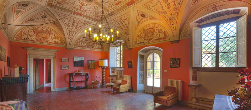 Event's Hall