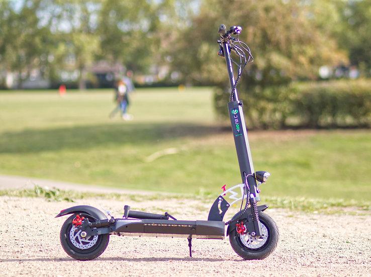 U SCOOT 500w 48v 18ah Long Range Electric Scooter