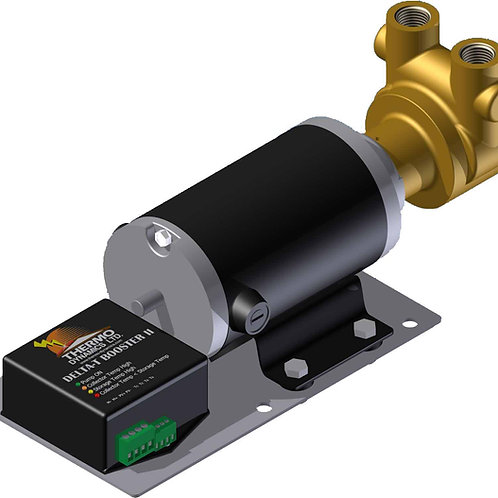 Direct Drive Solar Pump™ with Differential Temperature Control