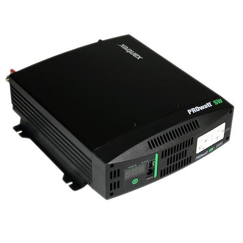 Xantrex Pure Sine Wave Inverter, 2000 Watts, 12 VDC