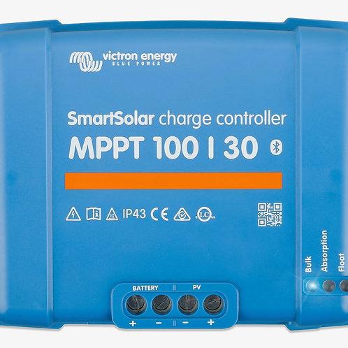 Victron SmartSolar MPPT 100/30 Charge Controller, 12/24V