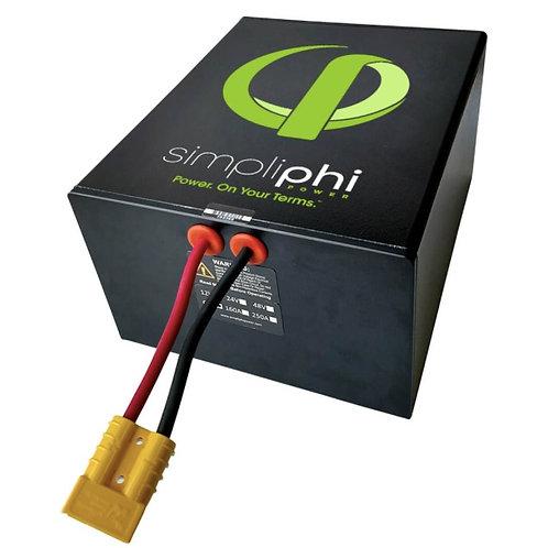 SimpliPhi 1.2 kWh High Power Lithium Battery (LiFePO4), 24 VDC