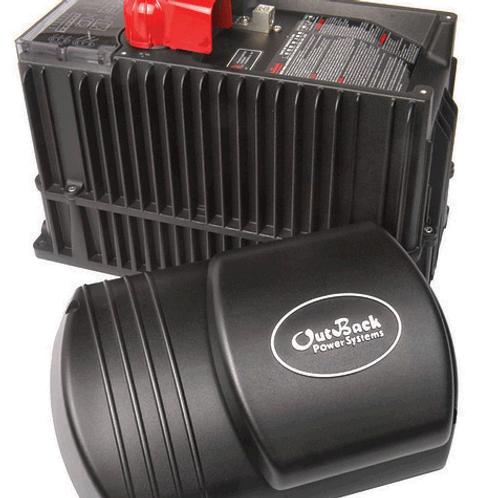 Outback Power FXR Series Hybrid Inverter Charger, 2000 to 3600 W, 12/24/48 VDC