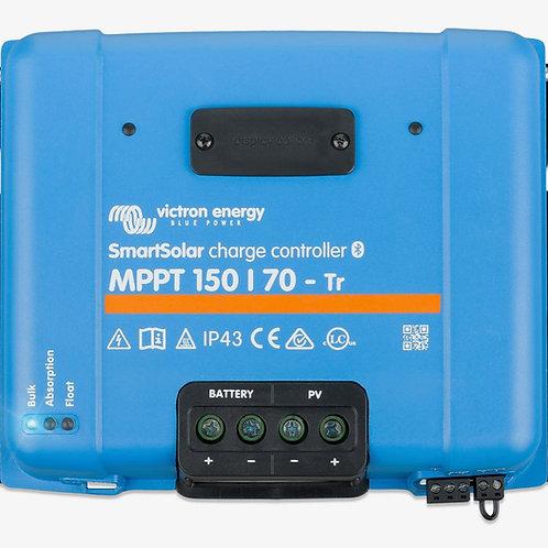 Victron SmartSolar MPPT 150/70-Tr Charge Controller, 12/24/36/48 V