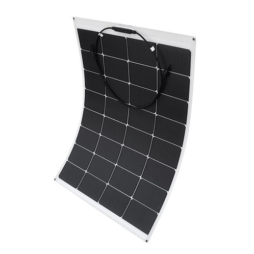 100 Watt Flexible Solar Panel, Monocrystalline