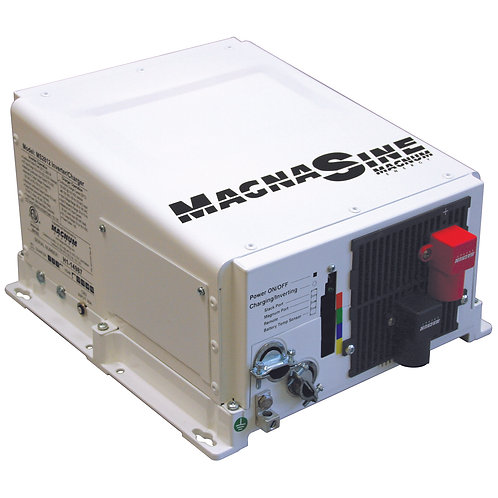 Magnum MS Series Inverter Charger, 2000 to 4000 Watts, 12/24 VDC