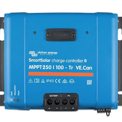 Victron SmartSolar MPPT 250/100-Tr VE.Can Charge Controller, 12/24/36/48 V