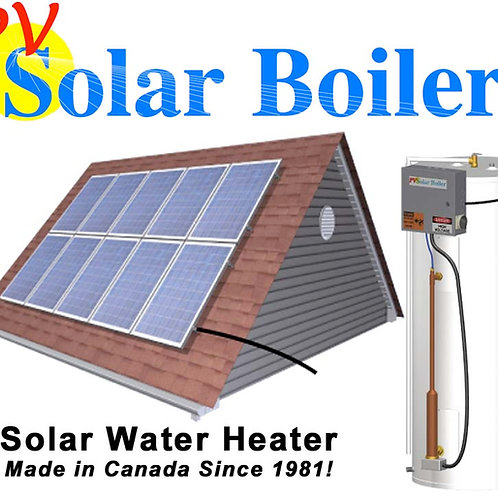 PV Solar Boiler™ System